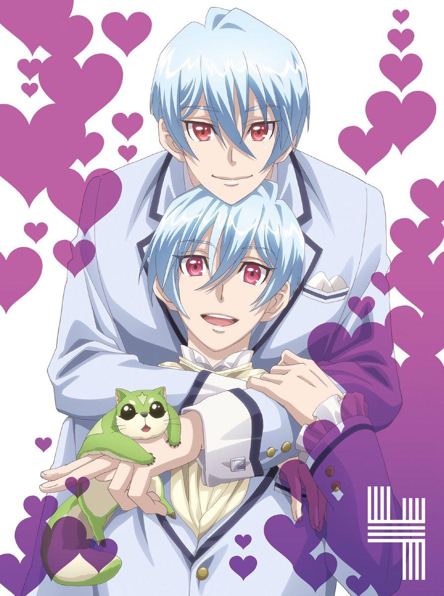 【12/21発売】美男高校地球防衛部LOVE!LOVE!4巻のジャケット公開ユキ!#boueibu