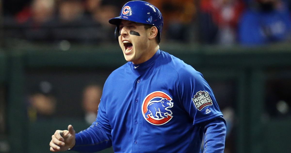 Cubs start fast, beat Indians in Game 2 to even up World Series