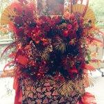 わー!僕のスタンドのお花にスヌーピーのお花届いた♡(*´◡`*)うわぁーい( ´͈ ᵕ `͈ )