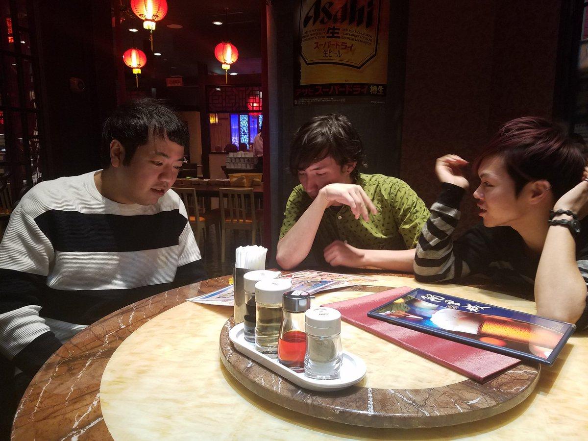 意外な3人で「ウィッチクラフトワークス」の取材♪大和さんのセンパイ感が横行して…ません。むしろ、アレンくんにどんだけイジ