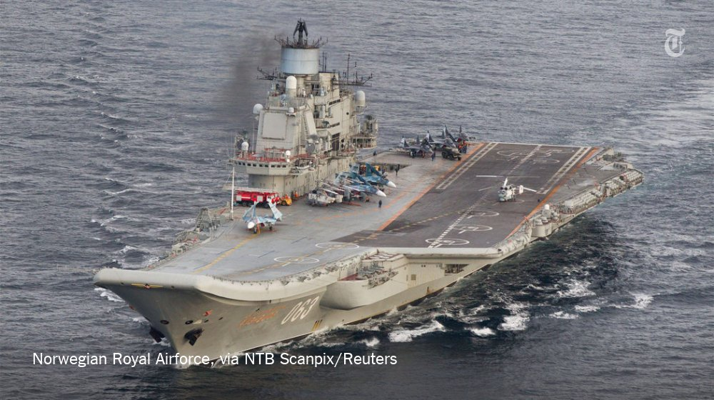 Russia Drops Bid to Dock Ships at Spanish Port as NATO Adds Pressure