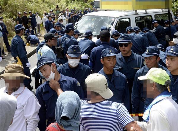 「家族の顔をアップしてやる」「家は分かってる」「大阪の人間は金に汚い」「街を歩くときは後ろに気をつけろ」 自民党沖縄県議団がヘリパッド反対派の警察への暴言を列挙  sankei.com/politics/news/…