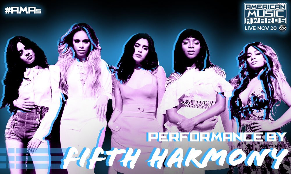 Oh heeeeey, we're performing That's My Girl at the @AMAs and we can't wait ���� See you live 11/20 on ABC #AMAs https://t.co/uUswpxR7hr
