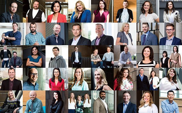 Check out our Top 40 Under Class of 2016. The list is out and it's impressive. https://t.co/WgglSRGXOl #top40yyc https://t.co/RZClQD4G6A