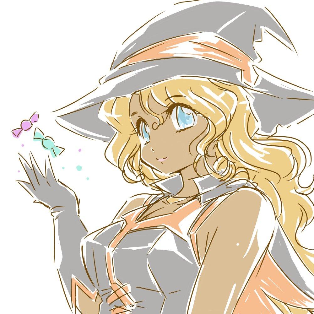 天地無用! ハロウィン魔女美星 #天地でハロウィン  #天地を貼っていきましょう