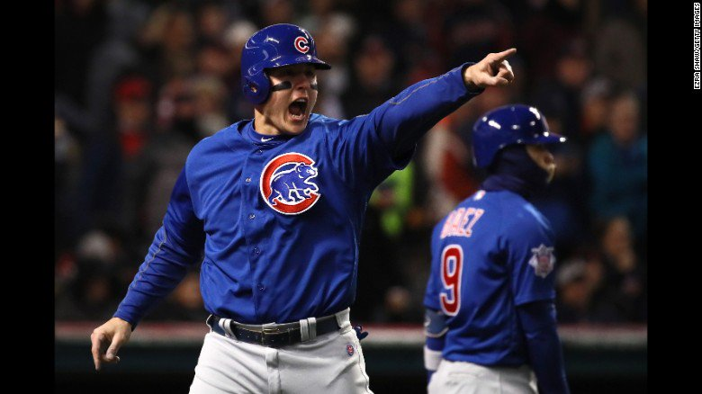 Chicago Cubs dominate Cleveland Indians with 5-1 win in Game 2 of the World Series