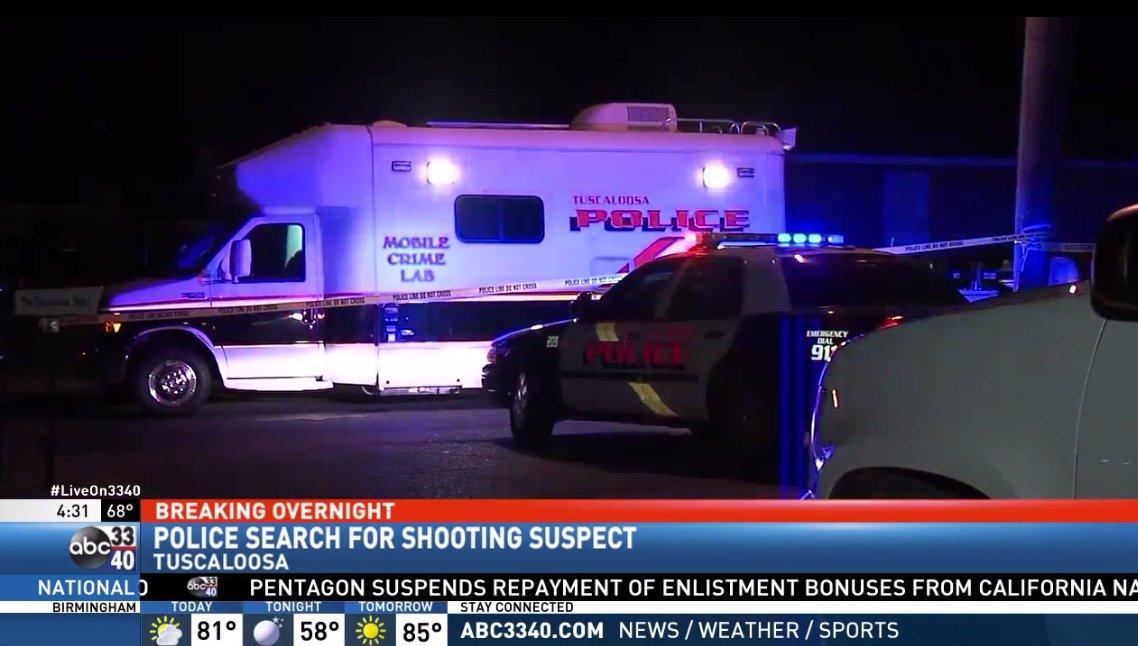 Man shot dead in Tuscaloosa