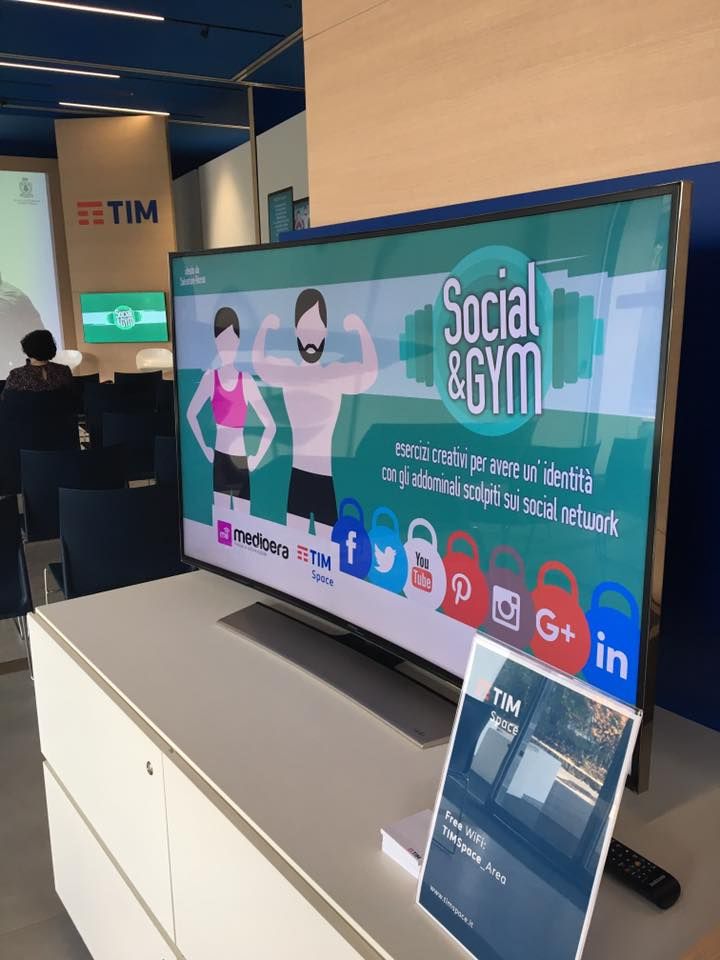 #socialgym