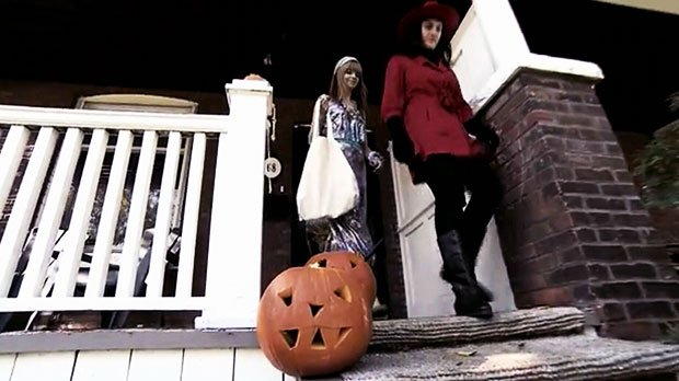 Forecast predicts 'eerily calm' weather for Halloween night