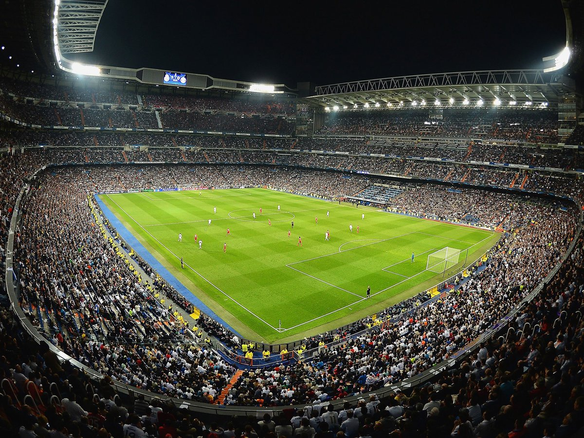Real Madrid 'interest' in hosting Conor McGregor fight at the iconic Santiago Bernabeu https://t.co/Gxn2cCF2Nm https://t.co/UI98FSPN9S