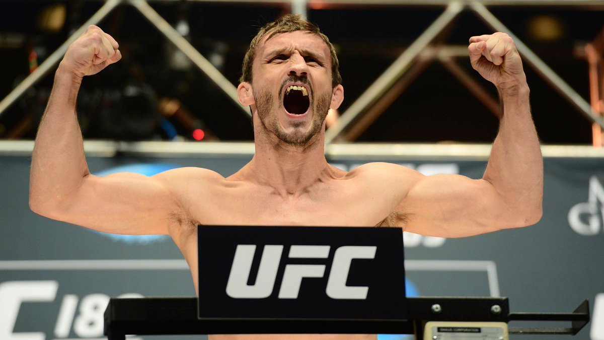 Pickett: 'I'm humbled that I get to share the Octagon' with retiring Urijah Faber https://t.co/xtvBQ3jw76 #ufc #mma https://t.co/aQneKlicKV