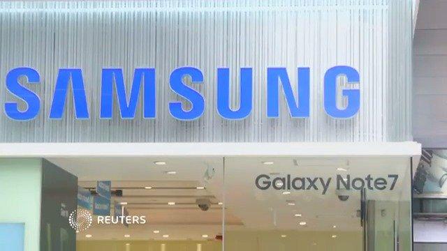 Note 7 recall shock sinks Samsung profits: