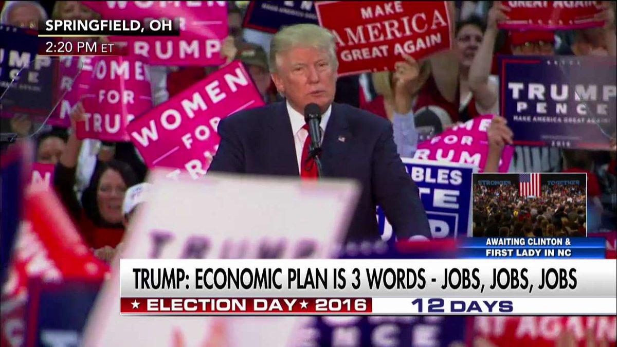 ".@realDonaldTrump ""We will immediately begin renegotiating NAFTA."""