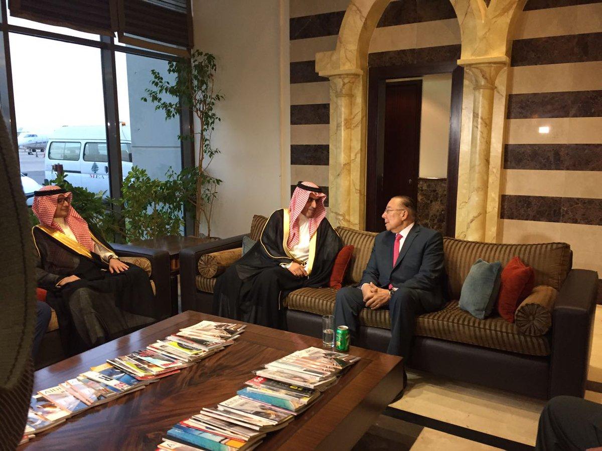 وزير الدوله السعودي