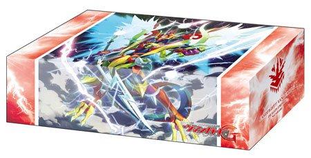 【カードボックス】カードファイト!!ヴァンガードから『ドラゴニック・カイザー・ヴァーミリオン』『導きの宝石騎士 サロメ』
