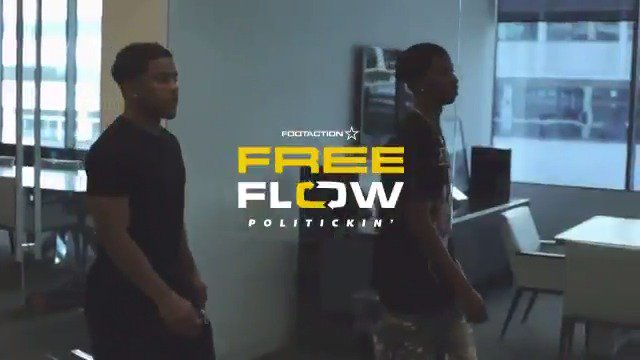 It's here…check out our convo with @Footaction #OwnIt #RMC2016 https://t.co/M7mvdd4wgn