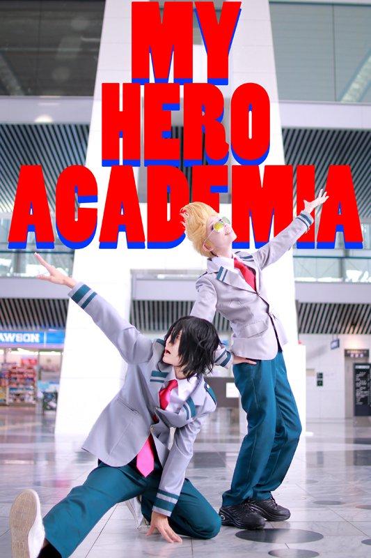 いつの世代だってPLUS ULTRA!僕のヒーローアカデミア相澤消太:ゆ 山田ひざし:小春なんかこう、いろいろしたかった