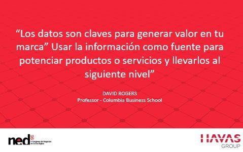#NED2016 @David_Rogers sobre #BigData https://t.co/uVKo5C3adQ