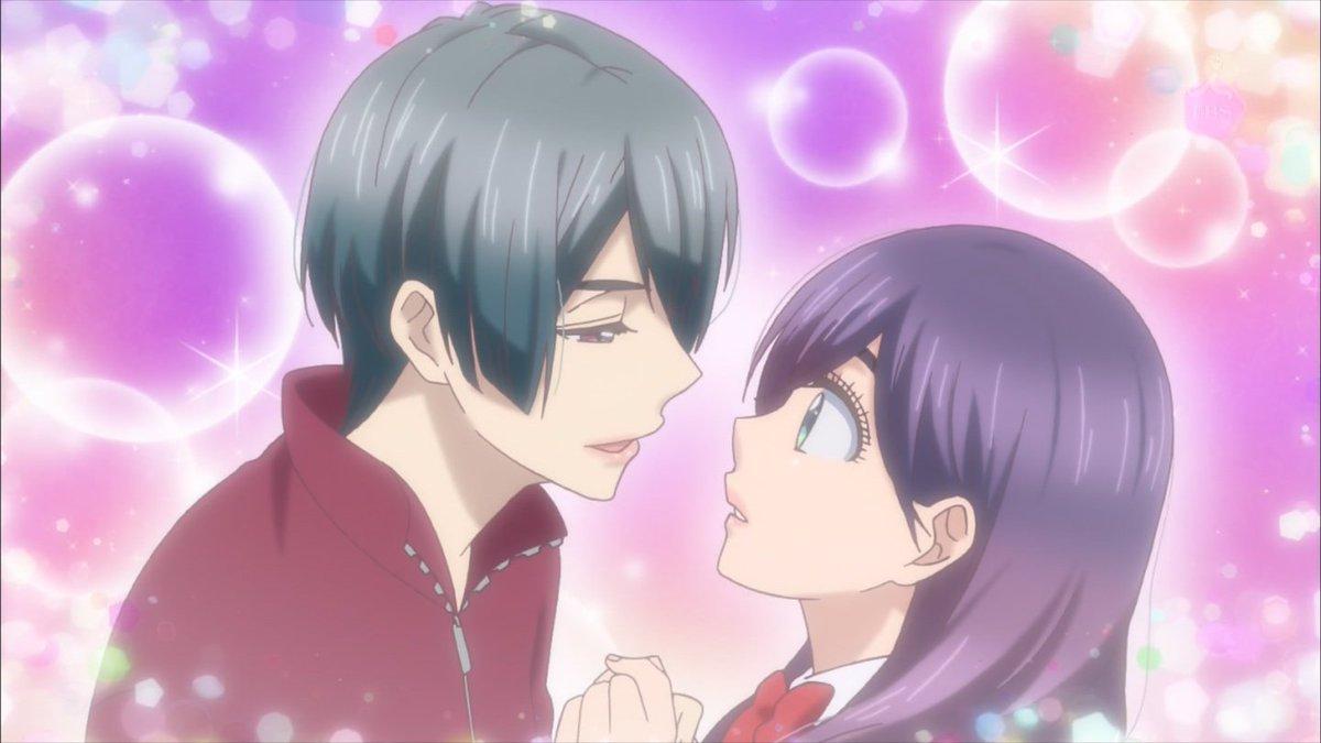 キマシテルキマシテル #私モテ #anime_watamote