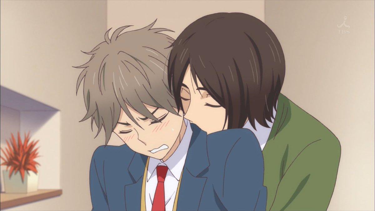 えっちだ… #私モテ #anime_watamote