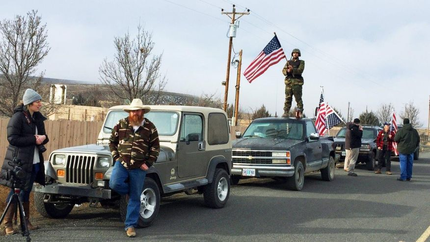 JUST IN: Jury acquits militia leaders in standoff at Oregon wildlife refuge