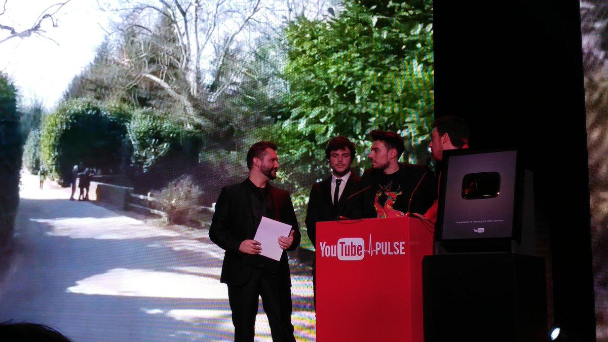 #YouTubePulse16