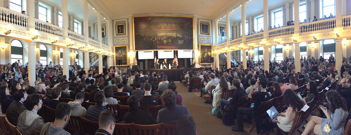 #TBThursday to being on stage at the @forbes #Under30Summit #TBT https://t.co/VMHPjJiAWw