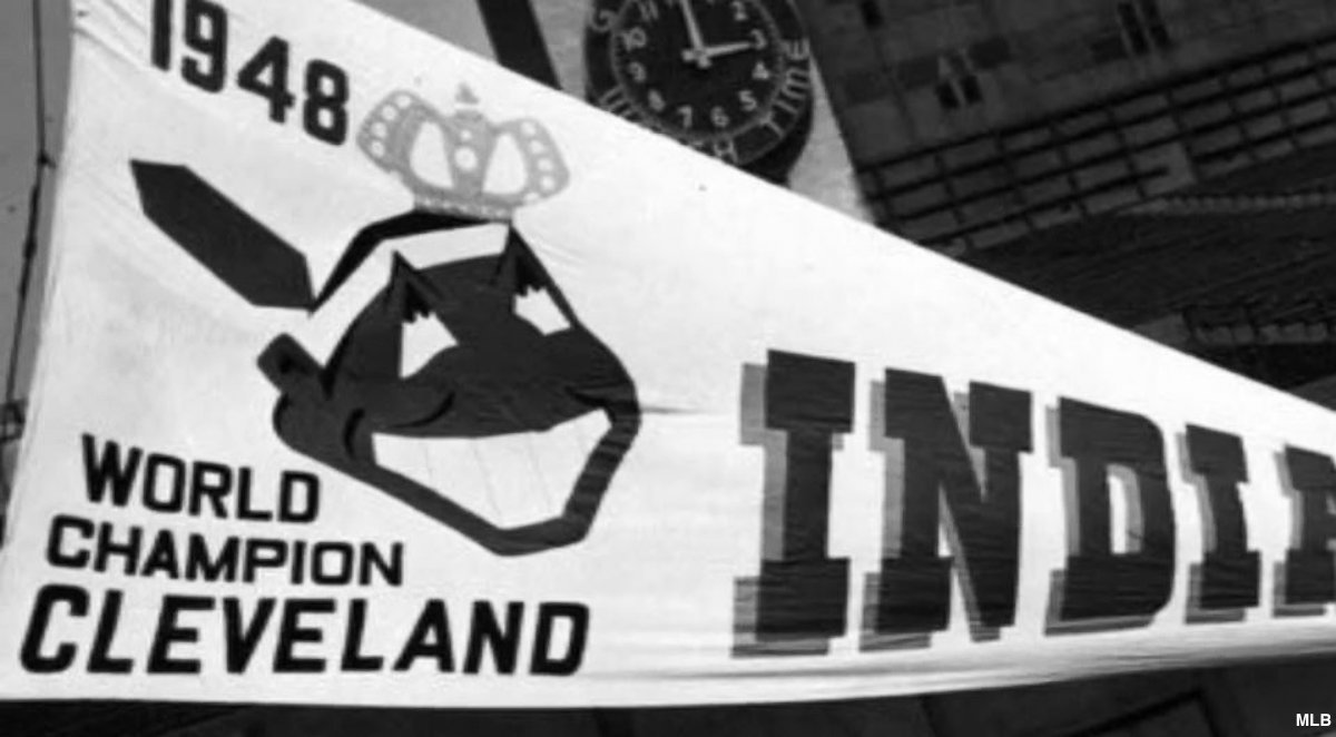 The mystery of the missing Cleveland Indians pennant from the 1948 World Series: