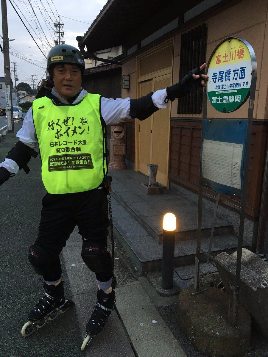 谷口社長、昨日終了場所から出発です。 今日は雨予報。雨が降る前に距離を稼ぎたいです。