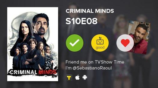 #CriminalMinds