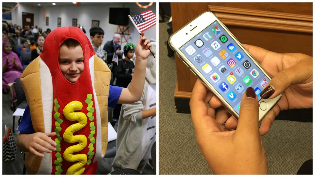 Still searching for the perfect Halloween costume? This iPhone trick could help you decide.