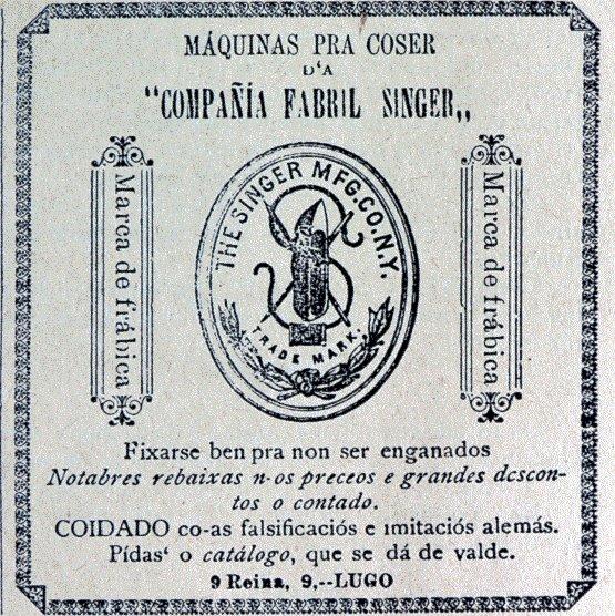 Os primeiros anuncios en galego https://t.co/0g1gQnZmBZ  O primeiro acaba de estar de 140 aniversario https://t.co/GALluq3Qc8