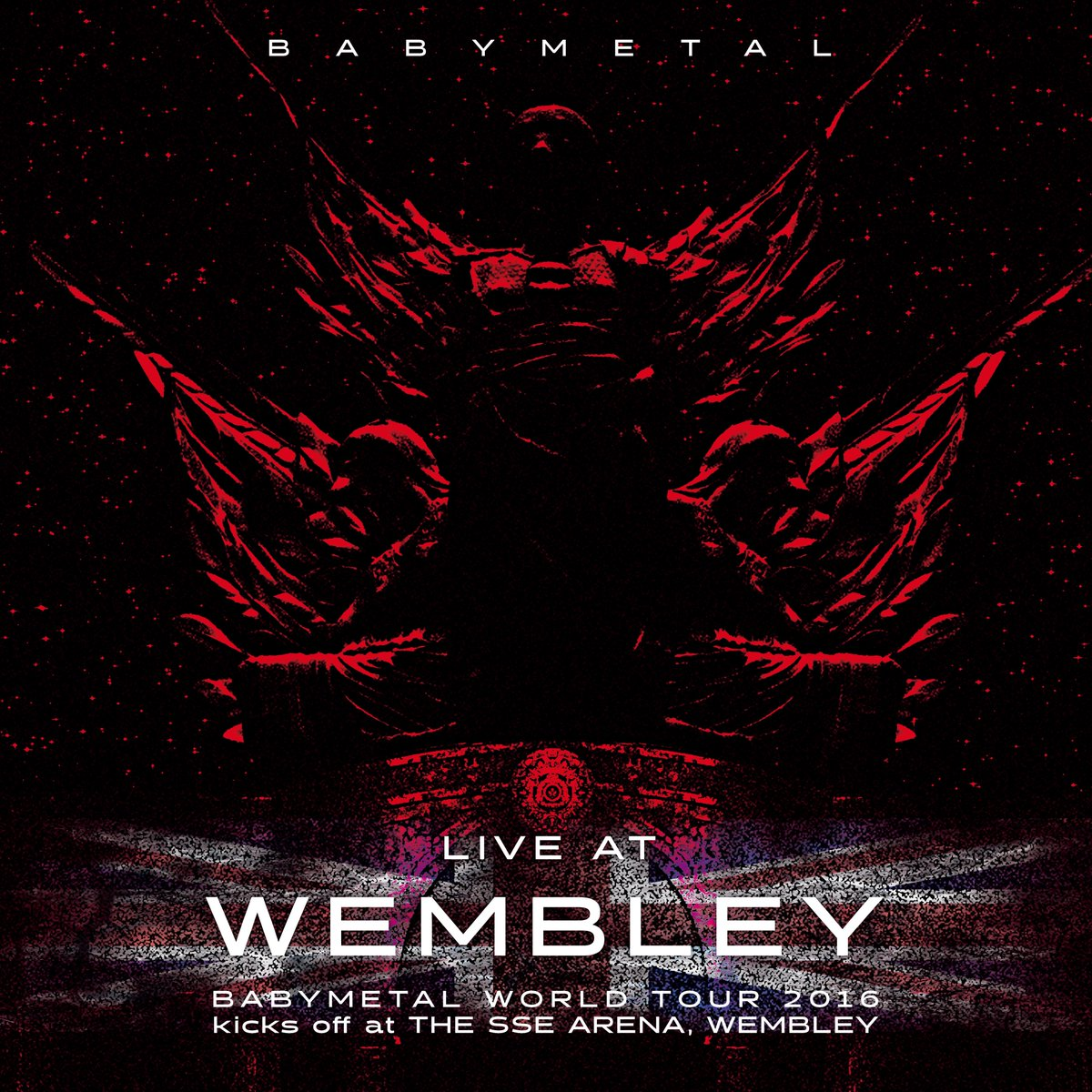 「LIVE AT WEMBLEY」トレーラー映像公開&ライブアルバム発売決定DEATH!!https;//t.co/afpwT0hSwj ht...