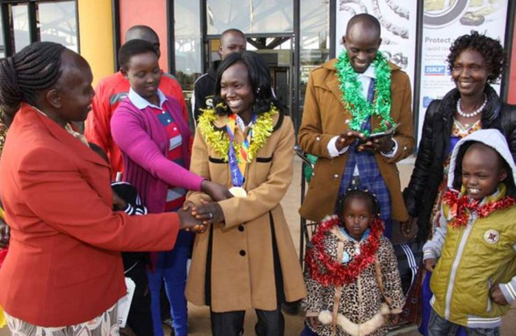Victorious Mary Keitany shifts focus to World Championship
