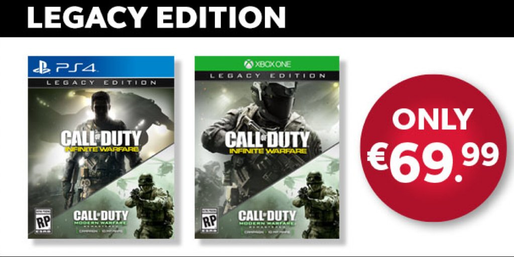 Call Of Duty...Legacy Edition  A must for the Gamer in Your life! #Gift #CallOfDuty https://t.co/Pu6IZVRnBI