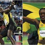 Usain Bolt and Elaine Thompson up for IAAF World Athleteawards