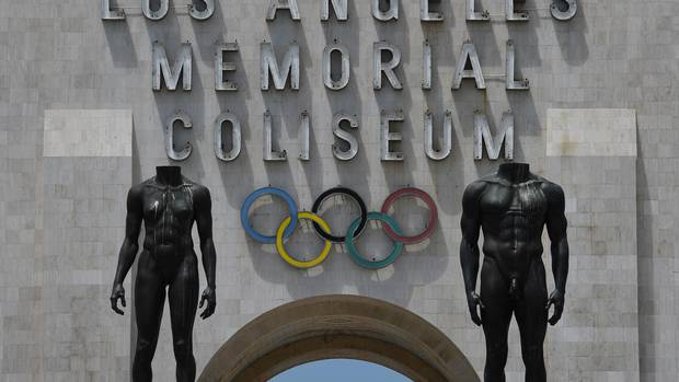 Trump's election could affect L.A.'s chance of hosting 2024 Olympics From @Globe_Sports