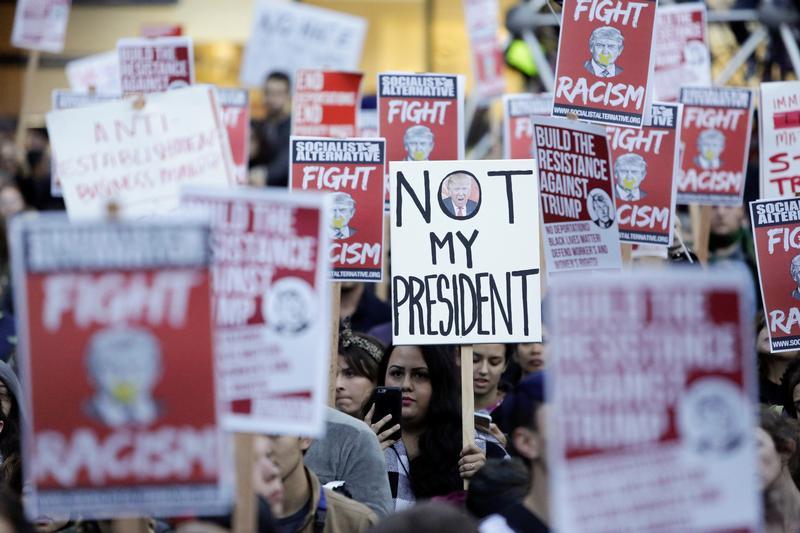 #TrumpProtest: Trump Protest