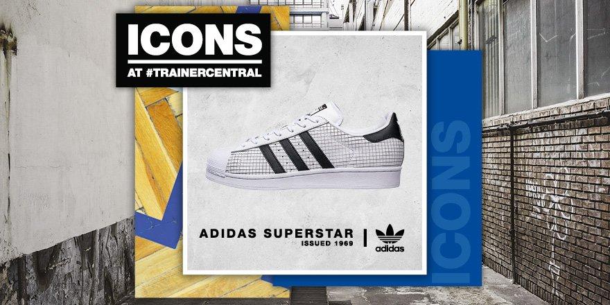 A street-style staple. Always has been, always will be. https://t.co/0bs5dbIllM #adidasOriginals #Superstar https://t.co/sQoPAcXdB5