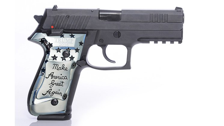 """Make America Great Again"" Rex Zero 1S #Pistol — https://t.co/htKOkZW7po — #guns #firearms #2a @FIMEGROUP https://t.co/SGfScWTJ4p"