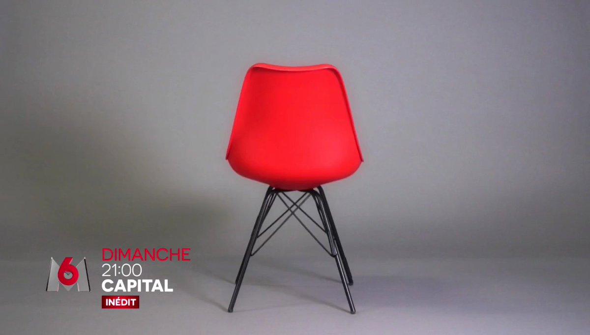 meubles design : l'incroyable marché de la copie #capital enquête ... - Copie De Meuble Design