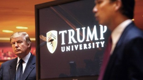 Lawsuit against Donald Trump over Trump University OK'd for later this month https://t.co/EhubhlYGNi https://t.co/KukKGtdvQJ