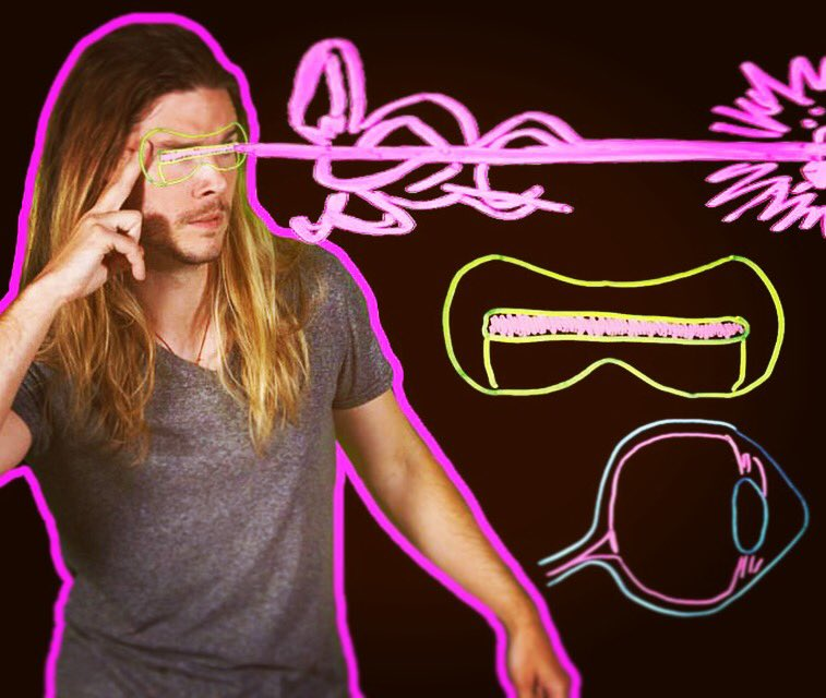 Hey Why Isnt Cyclops Blind Mutant Eye Anatomy Becausescience