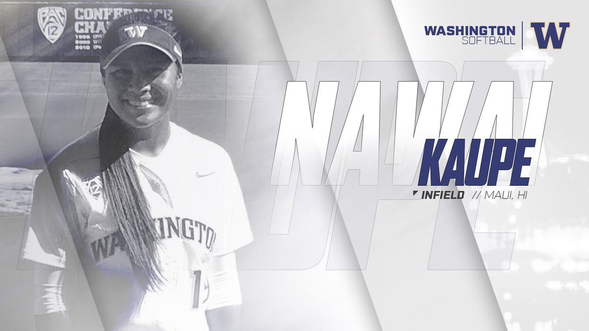 Our final NLI is in! Welcome to Washington, Nawai!