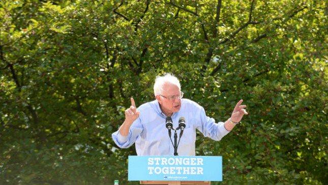 Sanders vows to be Trump's 'worst nightmare' if he goes after minorities https://t.co/SBfddWJvKl