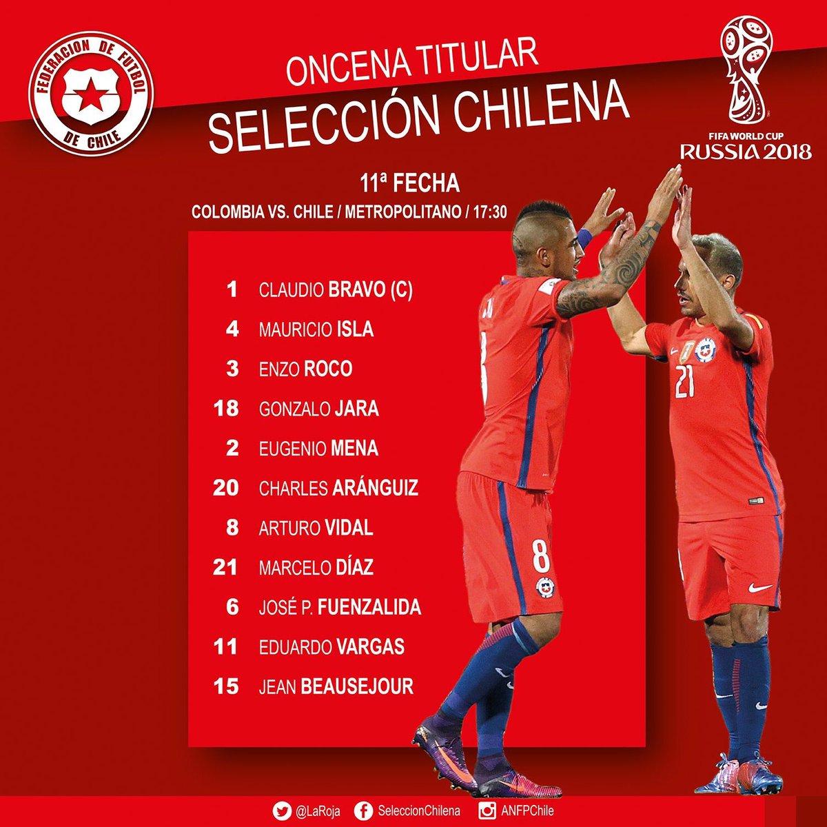 #VamosChile: Vamos Chile