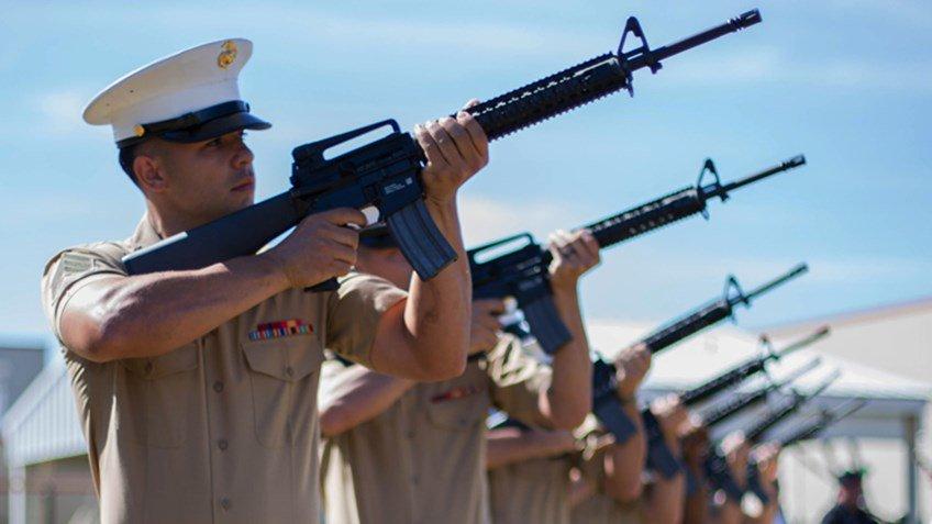 History of U.S. Military #Gun Salutes — https://t.co/MOxwRCbmGF — #guns #firearms #rifles #VeteransDay https://t.co/jFllnmadUs