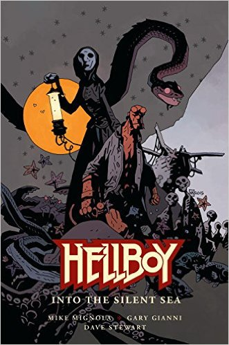Next year, expect new HELLBOY & THE BPRD stories as well as the HELLBOY INTO THE SILENT SEA graphic novel. https://t.co/dMLIr52VMi