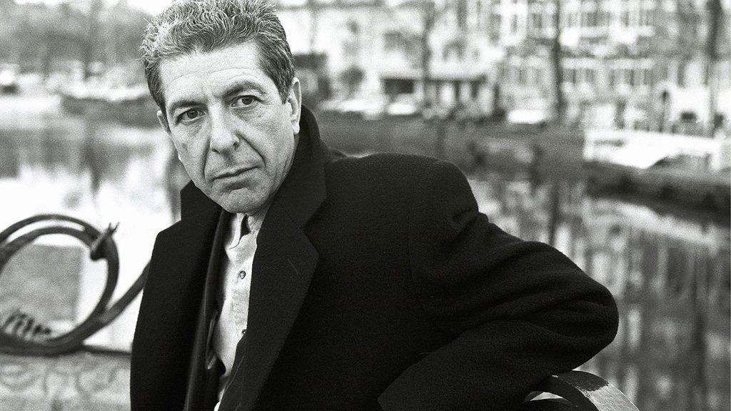 Leonard Cohen has died at the age of 82 https://t.co/bi21SpmTVs https://t.co/yio6QeieFf