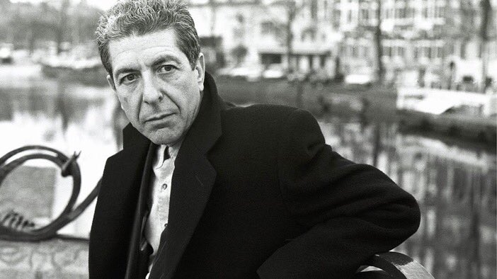 Rip Leonard Cohen I Heard There Was A Secret Chord That David